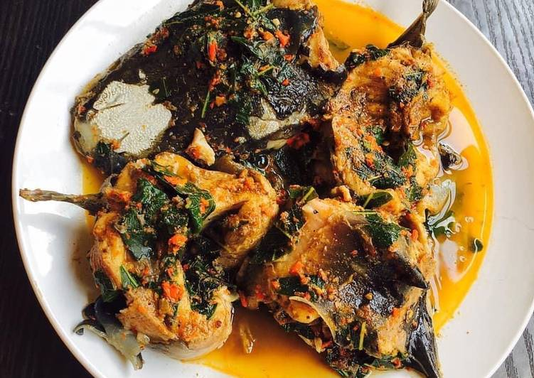 Easiest Way to Prepare Any-night-of-the-week CatFish Pepper Soup