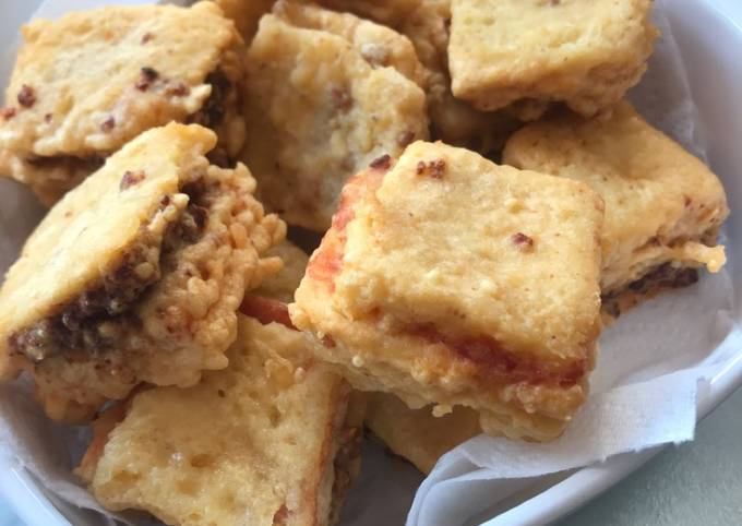 Bread Bhajiya/Pakoras