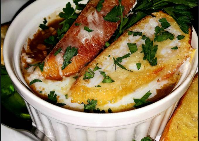 Mike's French Onion Soup
