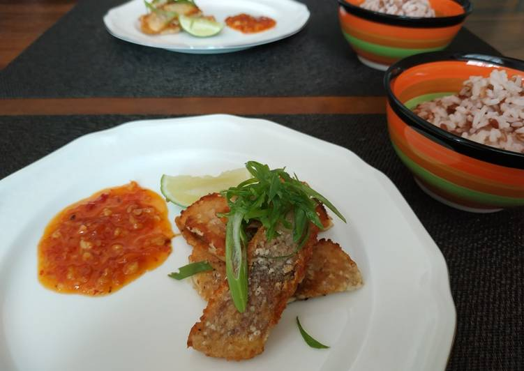Thai Sauce Crispy Fish Fillet
