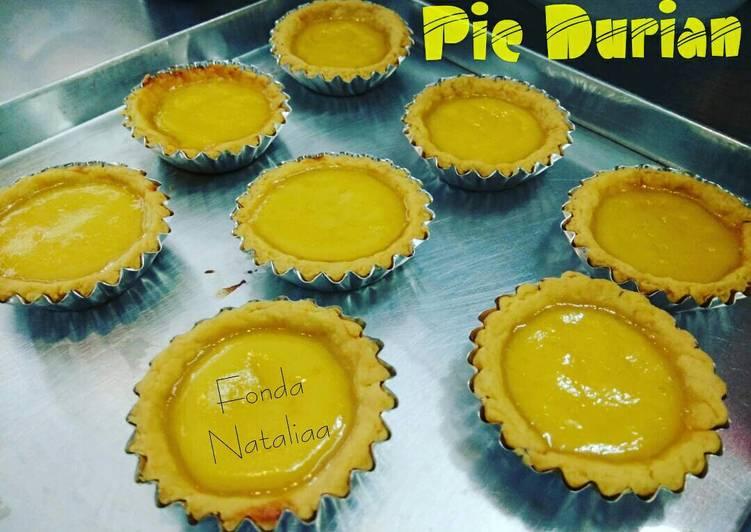 Pie Durian Yummy