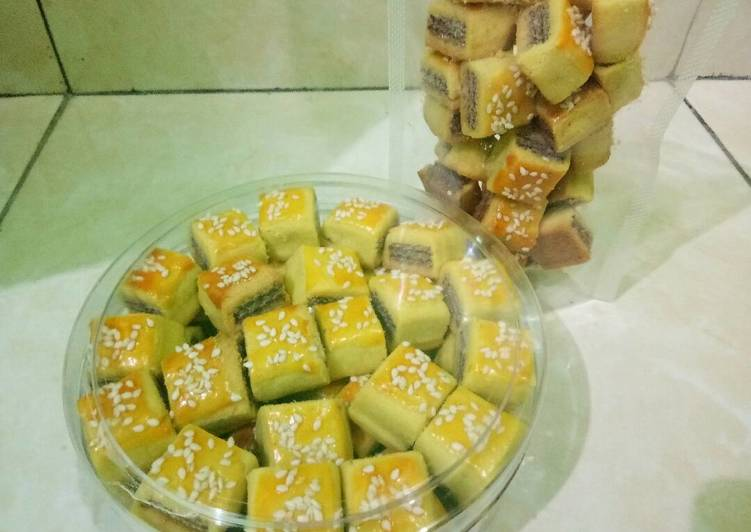 Resep Cookies Wafer Coklat Oleh Ayu Wijaya Cookpad