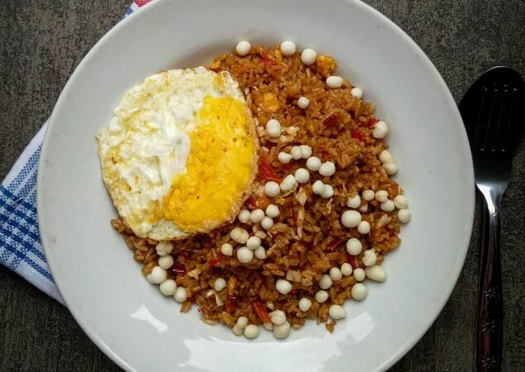 Nasi Goreng Ala Abang Kaki Lima