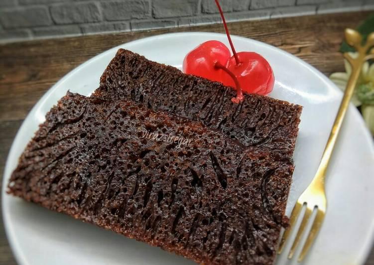 Bolu Sarang Semut (CARAMEL CAKE V.2) - cookandrecipe.com