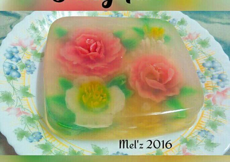 Resep Jelly Art Puding Art Oleh Mel Z Cookpad