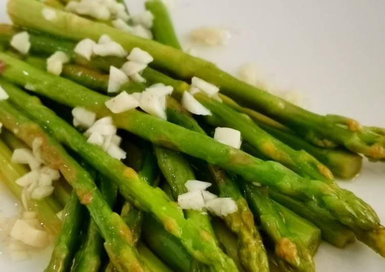 Resep Tumis Asparagus Yang Sempurna Aneka Masakan Indonesia