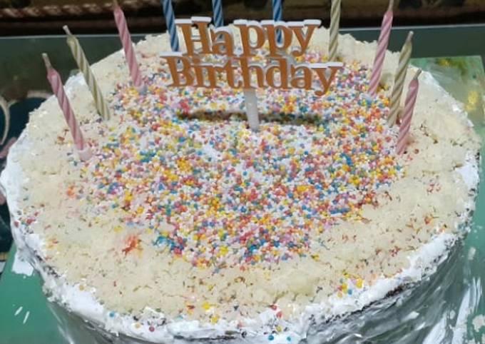 Sprinkle Birthday Cake Chocolatos