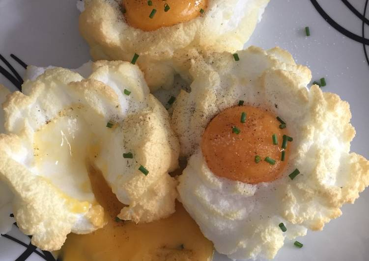 Recipe: Tasty Cloud eggs