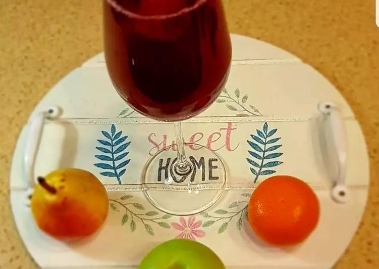 Easiest Way to Make Favorite Berries drink