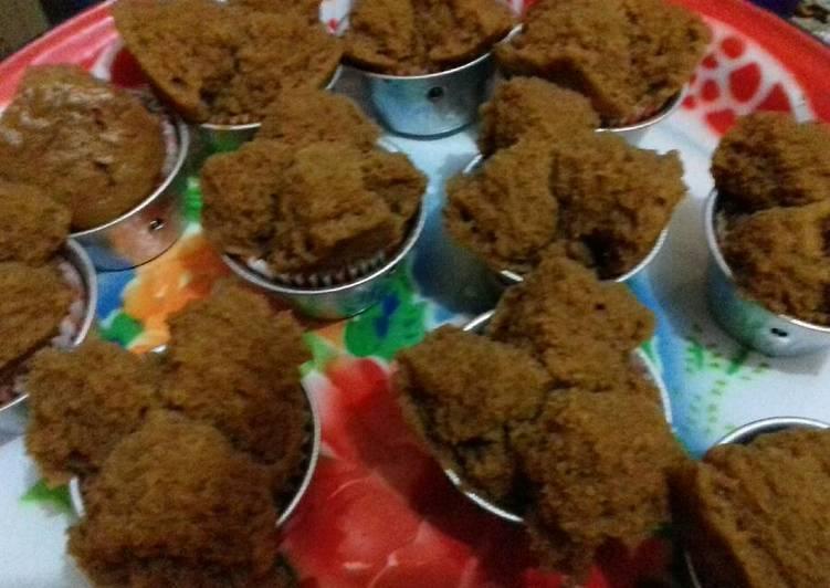 Kue Bolu kukus gula merah santan