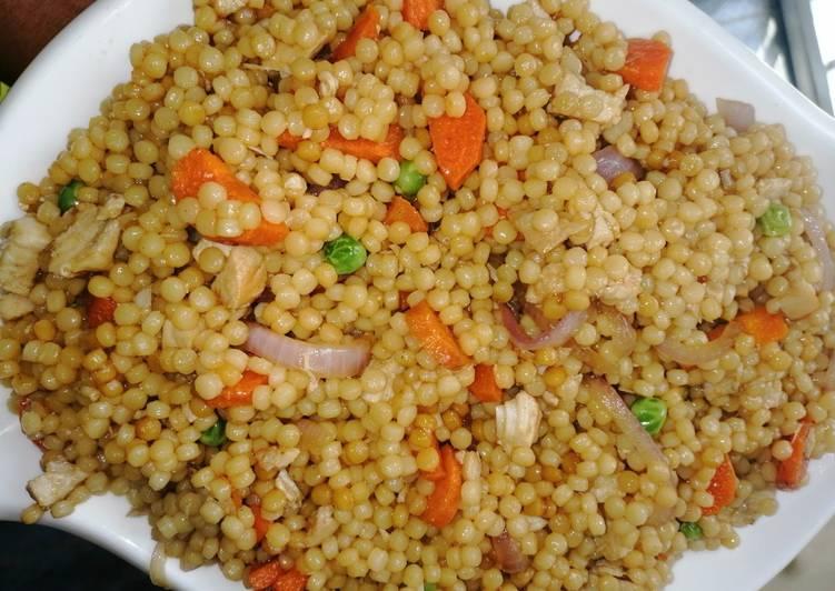 Recipe of Super Quick Homemade Plomb couscous