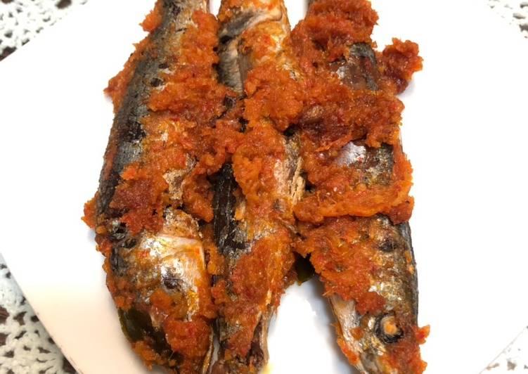 Ikan Cue Sambal Balado
