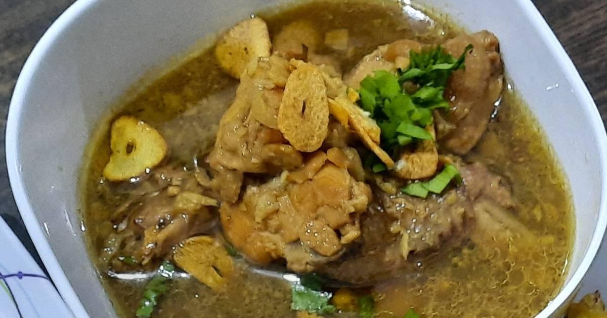 220 Resep Ayam Kuah Tauco Enak Dan Sederhana Ala Rumahan Cookpad