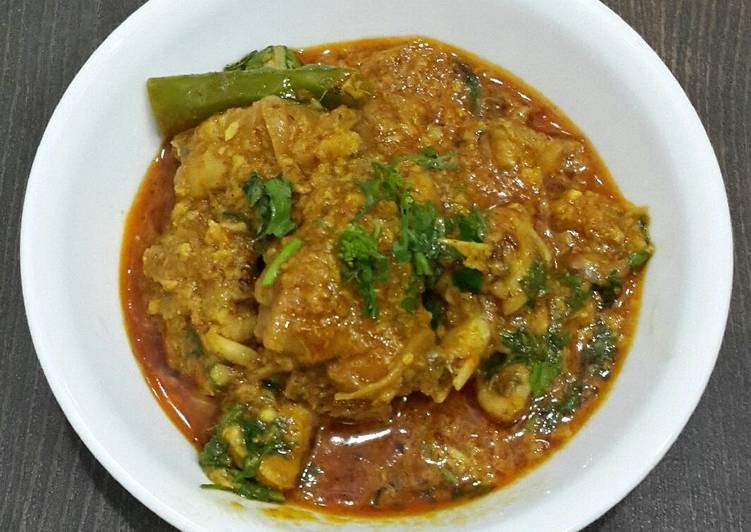 Indian Chicken Curry Finding Healthful Fast Food