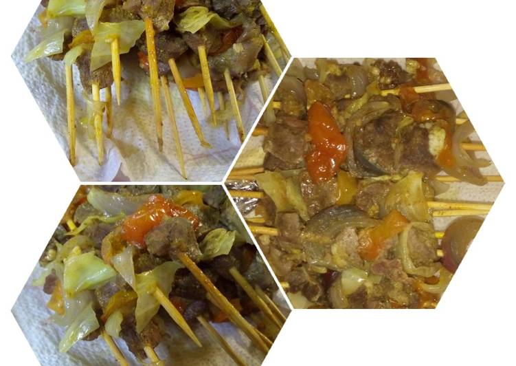 Recipe of Homemade Stick meat