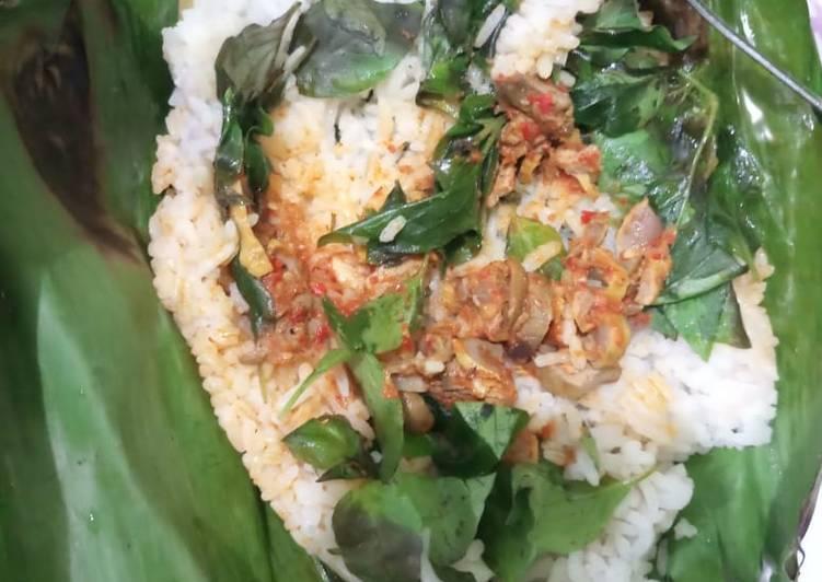 Nasi liwet bakar - cookandrecipe.com