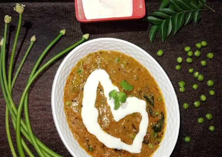 Easy Meal Ideas of Veg curd curry