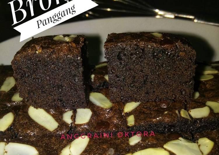 Bronis Panggang crunchy #PR_BrowniesDCC
