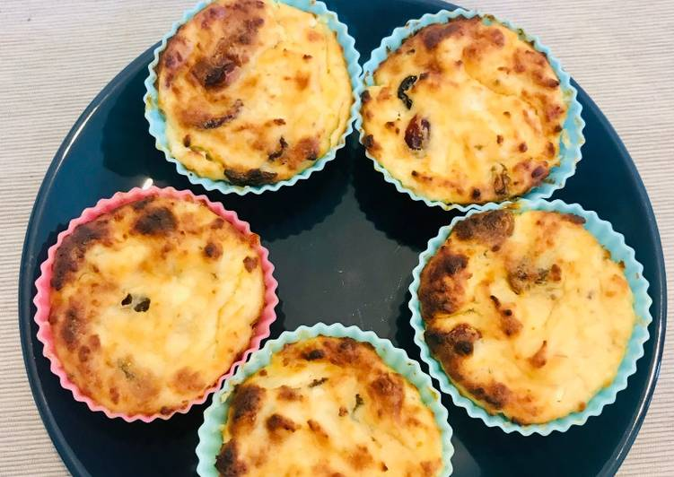 Steps to Make Super Quick Homemade Syrniki baked in the oven