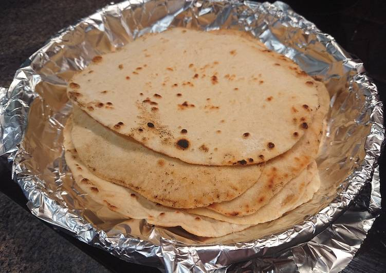 Easiest Way to Prepare Quick Homemade Flour Tortillas
