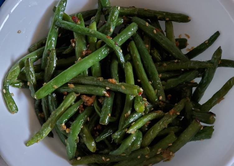 How to Prepare Tasty Chinese Green Beans