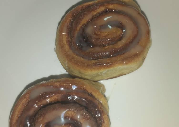 Recipe: Appetizing Cinnamon rolls