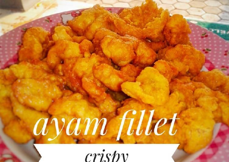 5 Resep: Ayam fillet crispy #bikinramadhanberkesan (29) Anti Ribet!