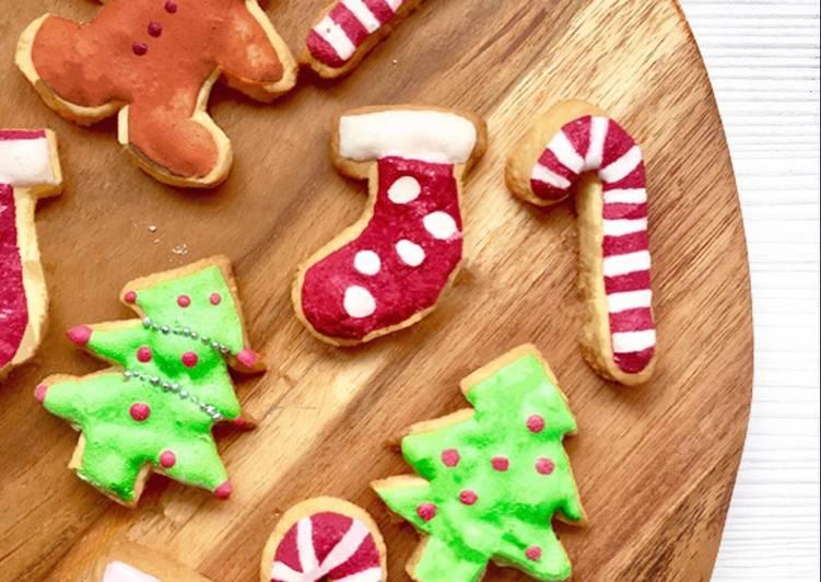 [Cookies] Biskuit Natal