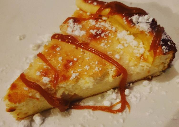 Recette Appétissante Gateau au fromage blanc