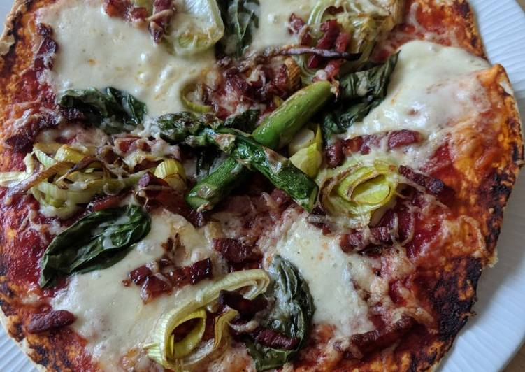 Easiest Way to Prepare Tasty Pizza alternative