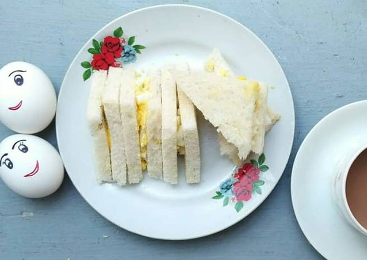 Easy Comfort Dinner Ideas Royal Kolkata's coffee house Egg Sandwich