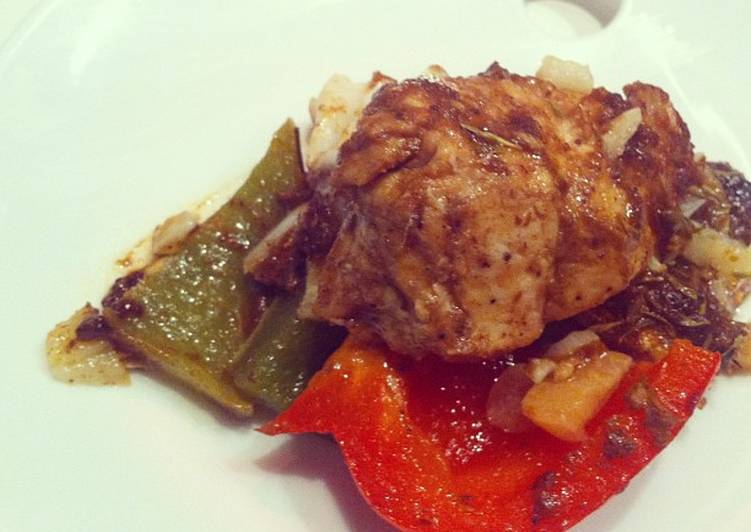 Recipe of Homemade Tamarind & Chilli Steamed Snapper