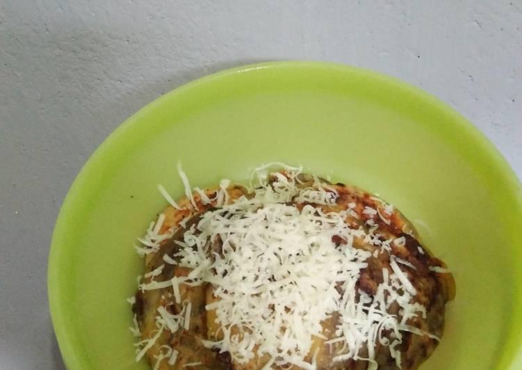 Cara Membuat Roti maryam/cane Bahan simple untuk pemula