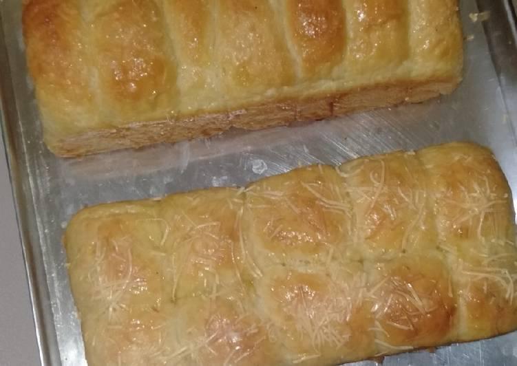 Roti sobek & sisir