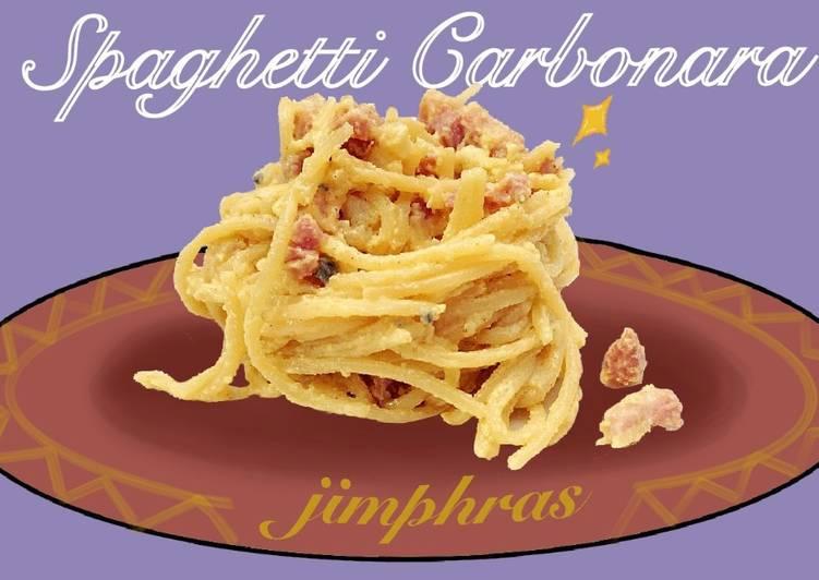 Stilton Spaghetti Carbonara
