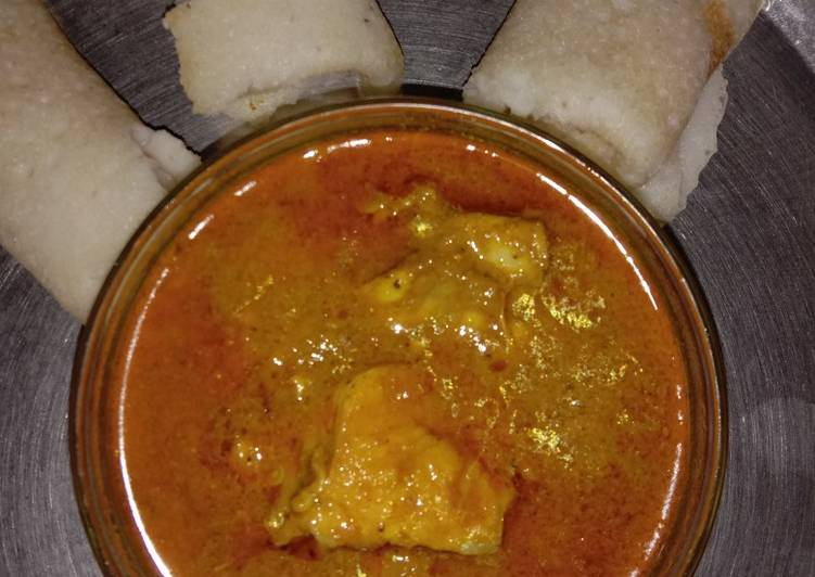 Step-by-Step Guide to Make Homemade Coconut milk chicken curry