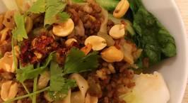 Hình ảnh món Mì trộn Trung Quốc (Dan Dan Noodle)