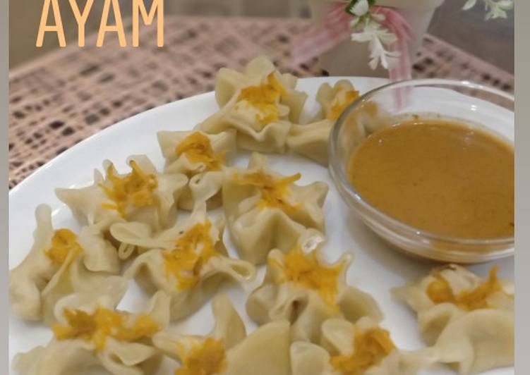 Dimsum Ayam Homemade