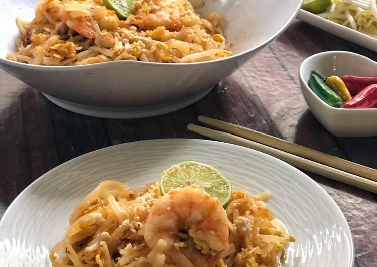 Pad Thai (Kwetiau Goreng) ala Tiger Kitchen