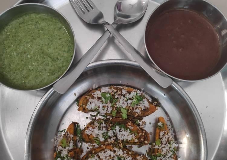 Recipe of Award-winning Breakfast-Arbi Rolls(Patra)