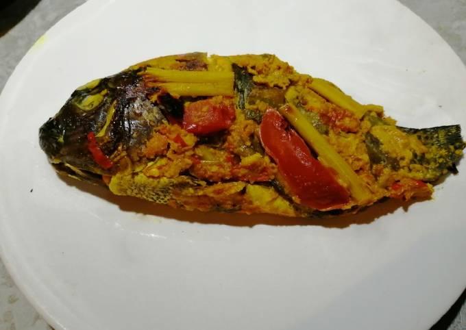 Resep Pepes ikan mujaer yang Bisa Manjain Lidah