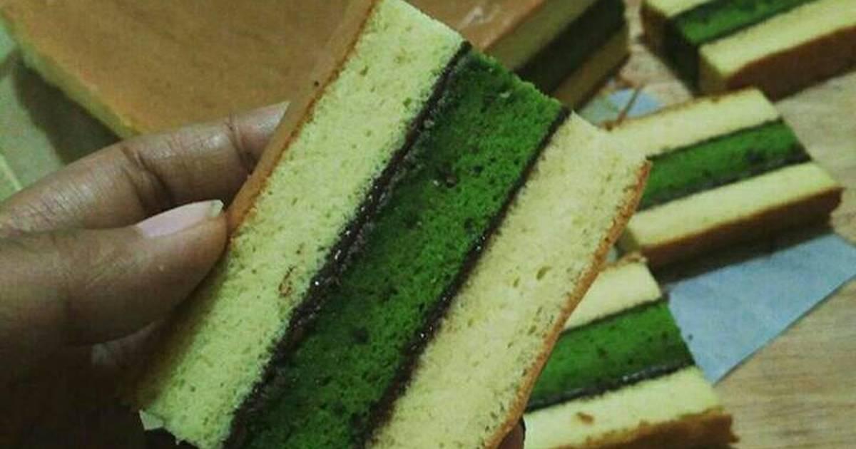 7 Resep Lapis Surabaya Green Tea Enak Dan Sederhana Ala Rumahan Cookpad
