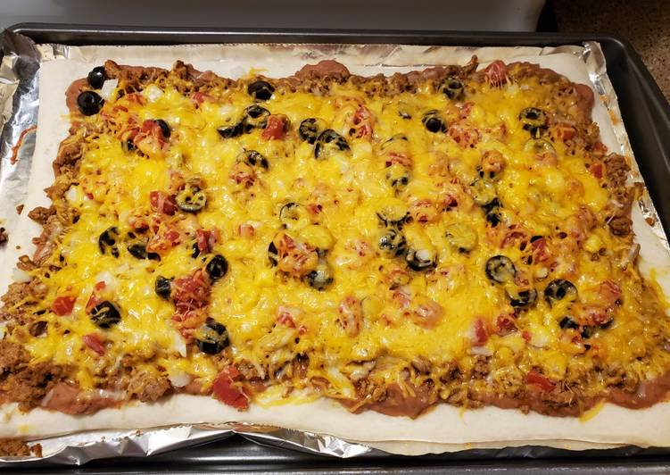 Discover How to Improve Your Mood with Food Taco Pizza