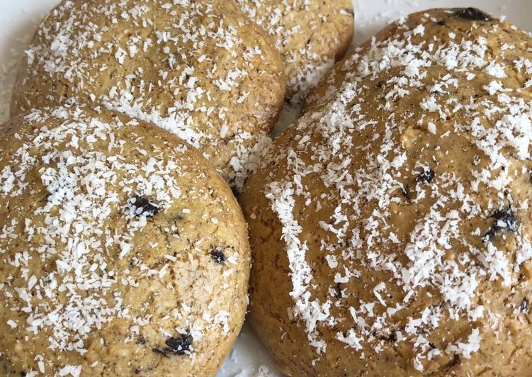Cookies à la purée d'amande