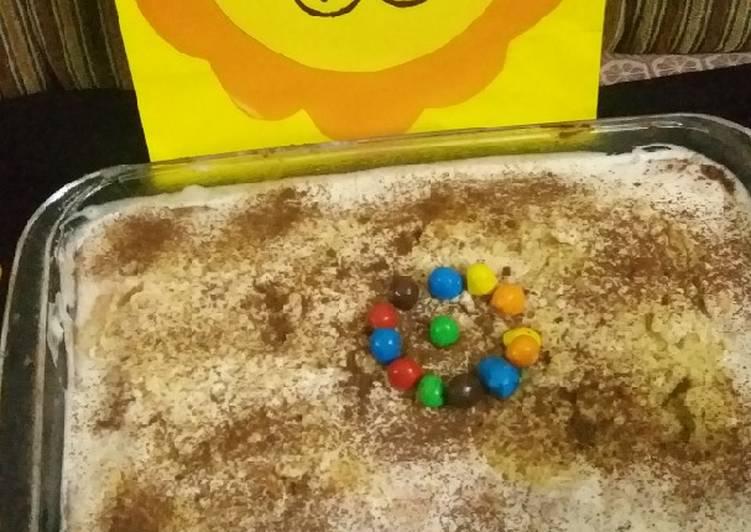 Recipe: Yummy Tres leche cake