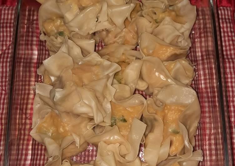 Siomay Ayam Udang Simple