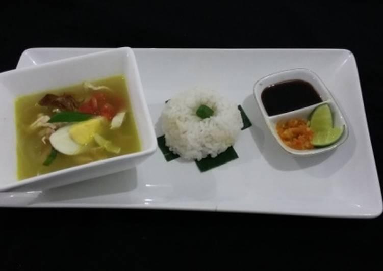 Soto Ayam Yogyakarta