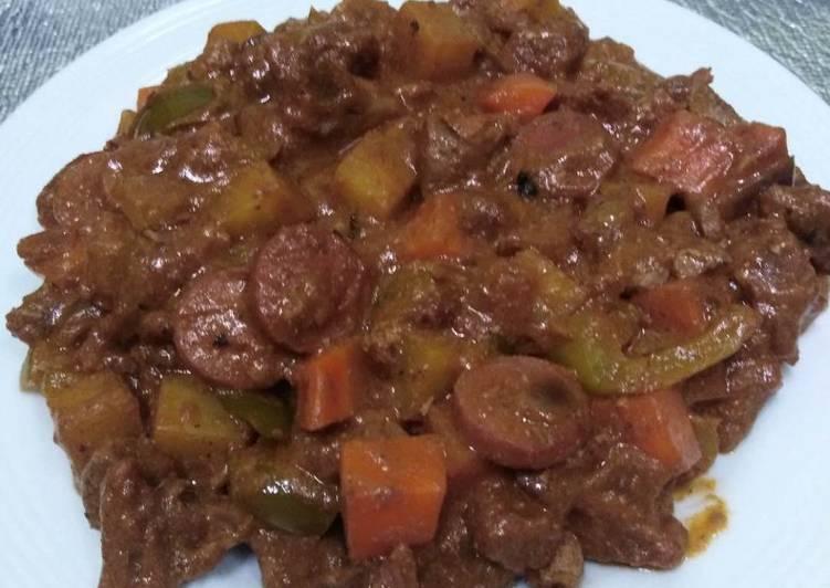 Beef Caldereta/Menudo 😋 Pinoy Dish