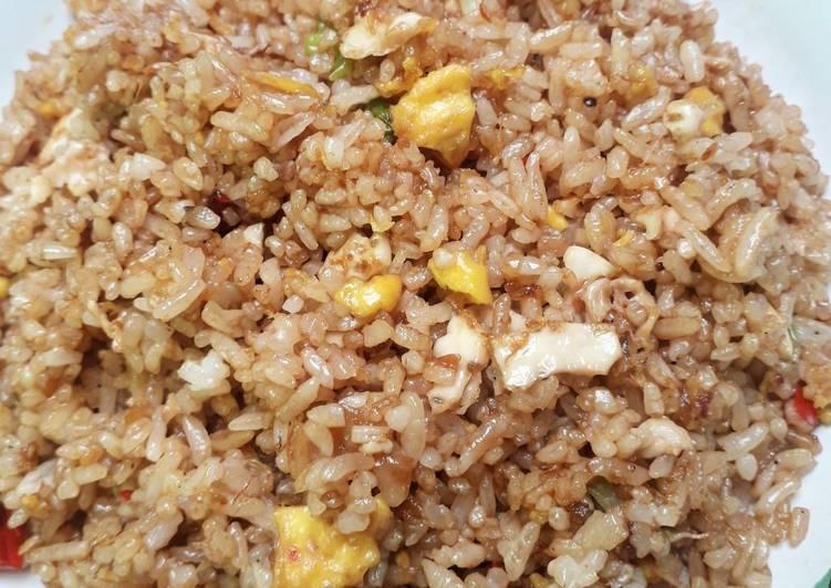 Cara Buat Nasi Goreng Telur Cepat Nikmat yang Sehat