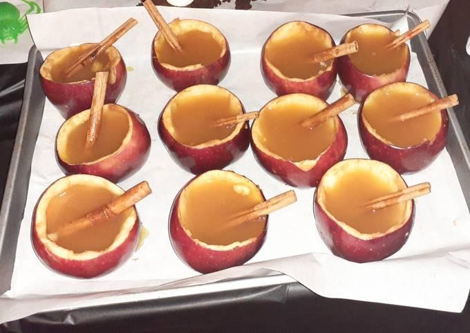 Cinnamon Apple Cider Cups